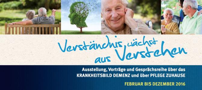 Vortragsreihe 2016 der VHS Gensingen zum Thema Demenz erschienen
